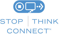 Stop Think Connect logo